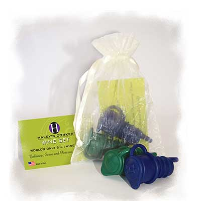 gift set blue green